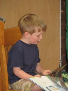 Conrad Reading